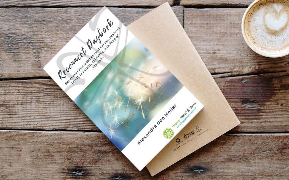 Gratis Reconnect Dagboek, een tool om jouw wensen en doelen te realiseren!